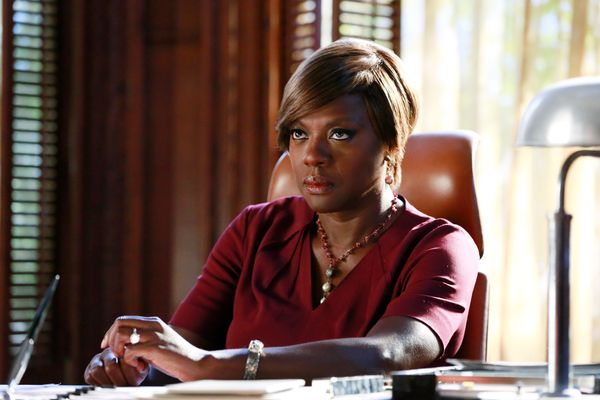 The Shonda goodness continues with Viola Davis as Annalise Keating, a high-powered lawyer and law professor with a crazy pers