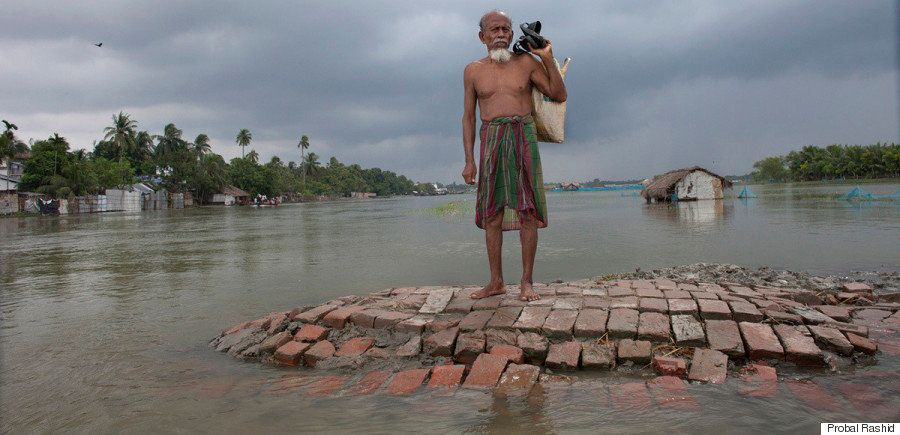 Haunting Photos Show Effects Of Climate Change In Bangladesh ...