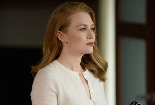 "From Shonda Rhimes comes a new show for us to obsess over -- ""The Catch."" Starring Mirelle Enos as fraud investigator Alice V"