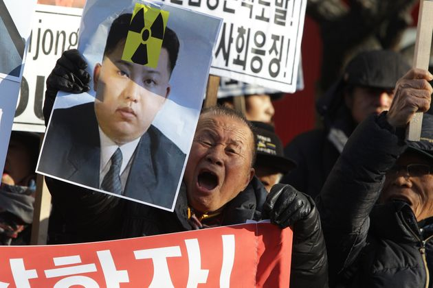 North Korea sparked outrage in South Korea after it announced had successfully carried out its first...