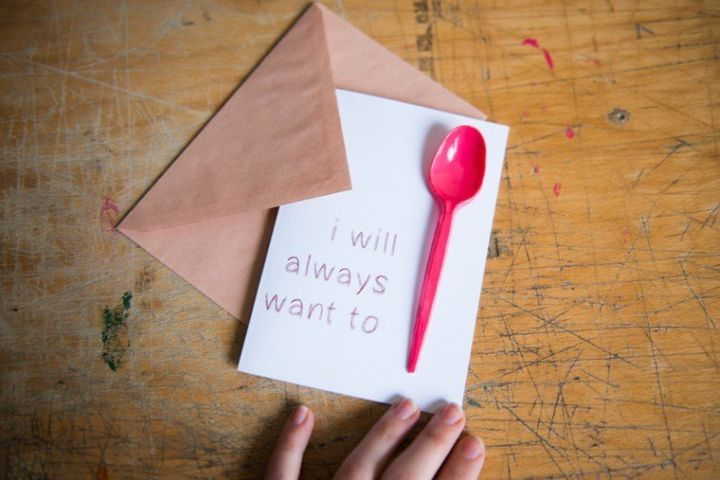 23 Handmade Valentines Day Cards That Take No Talent To Pull Off – Valentines Day Handmade Cards