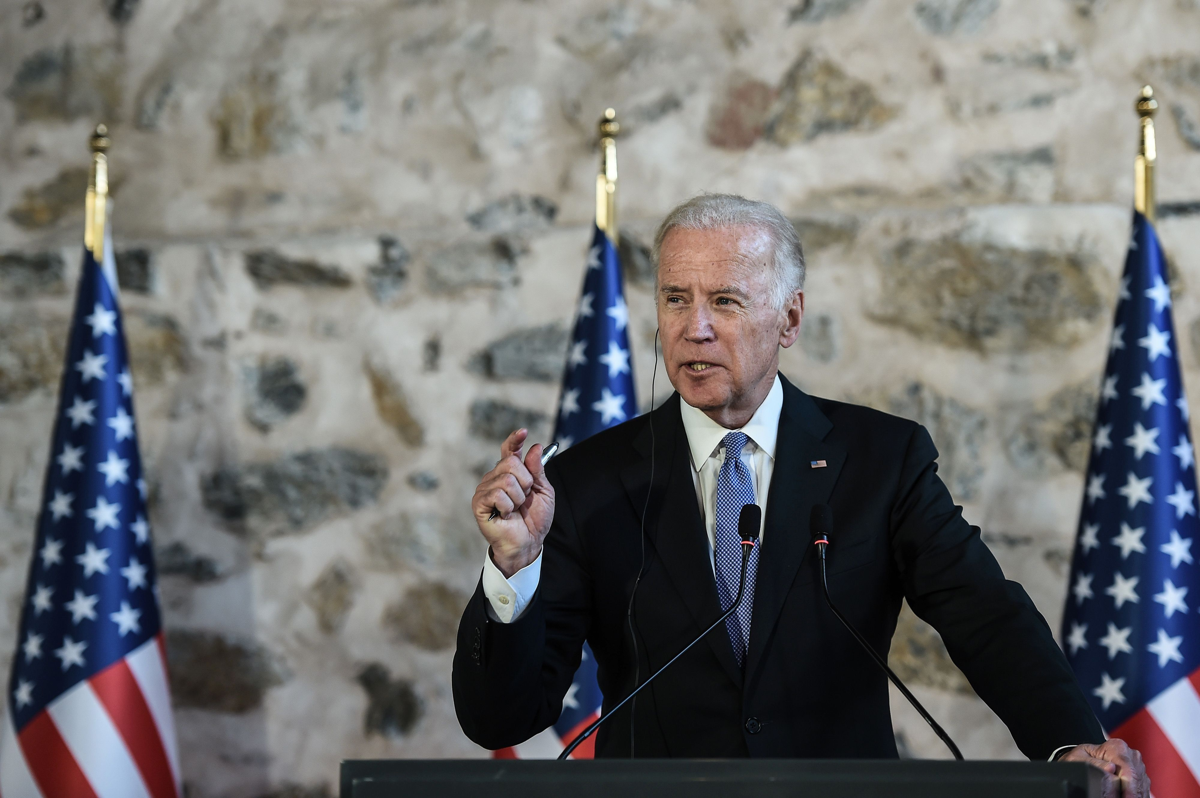 Vice President Joe Biden told House Democrats the administration was trying to deal with deportations in a humane way, accord