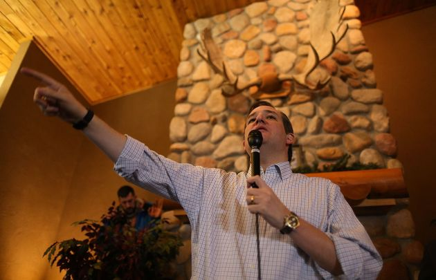 Ted Cruz is counting on Iowa's evangelical voters to lift him to victory in the