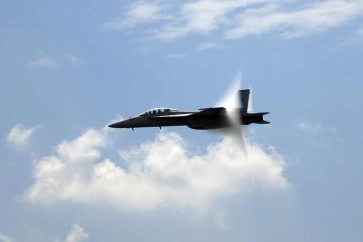 Sonic Booms Scare The Bejesus Out Of People In Several States