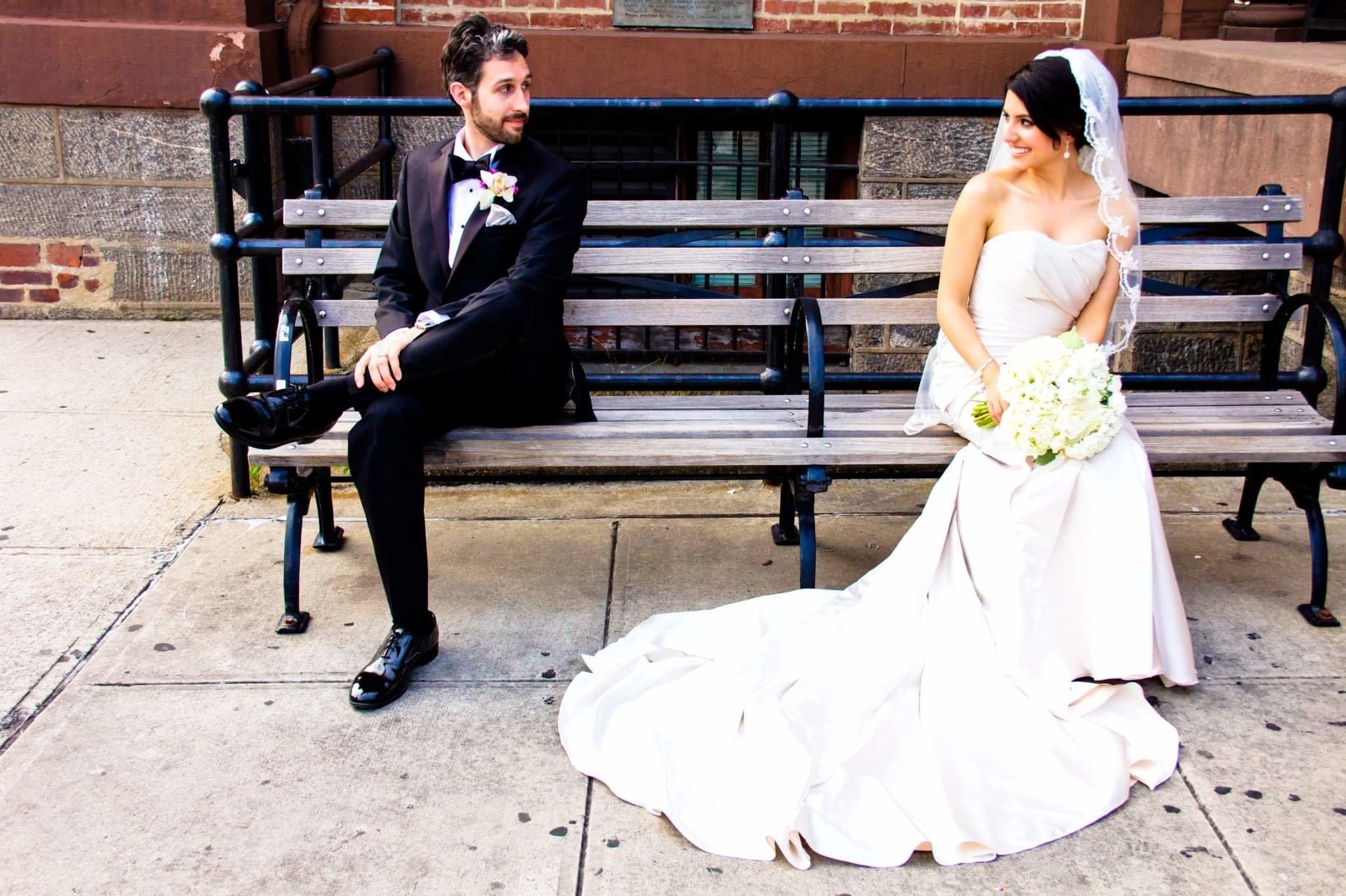 American Muslim Wedding Dress