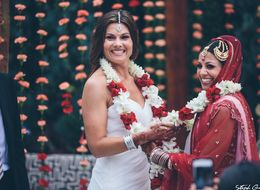 How 9 Couples Brought Their Faiths Together On Their Wedding Day