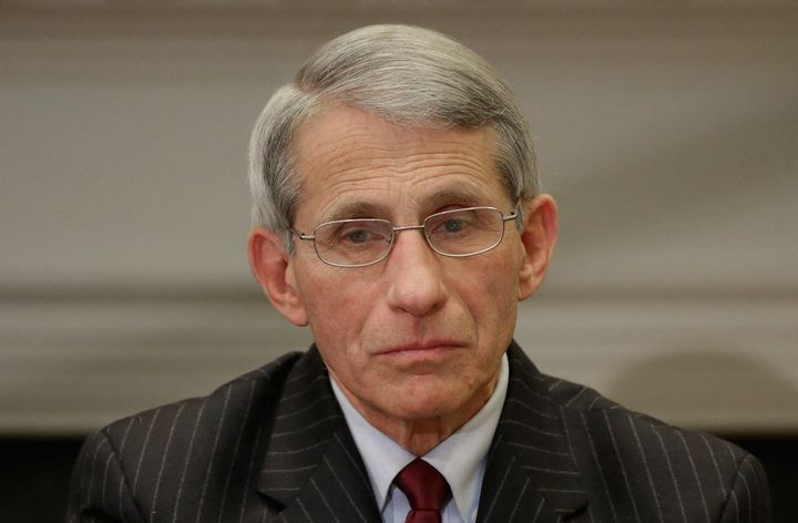 "U.S. National Institute of Allergy and Infectious Diseases Director Anthony Fauci says agency researchers ""have not really spent anything on Zika"" prior to the current outbreak."