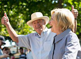 WATCH LIVE: Former Sen. Tom Harkin On Hillary Clinton Endorsement
