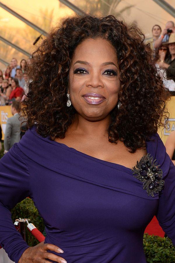 Oprah winfrey has taken a pretty amazing hair journey through the oprah winfrey has taken a pretty amazing hair journey through the years huffpost pmusecretfo Choice Image