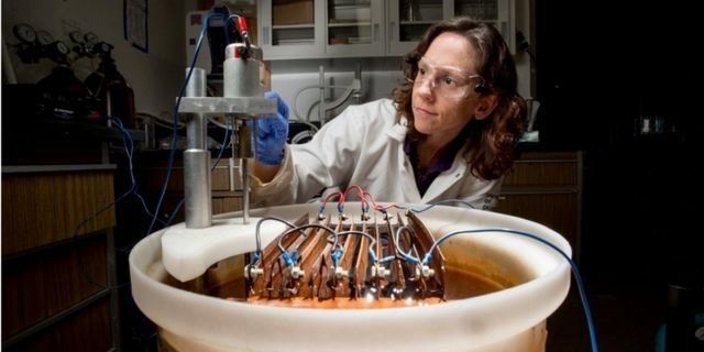 Berkeley-based engineering firm SimpleWater has developed a new way to remove arsenic from groundwater through the age-old ru