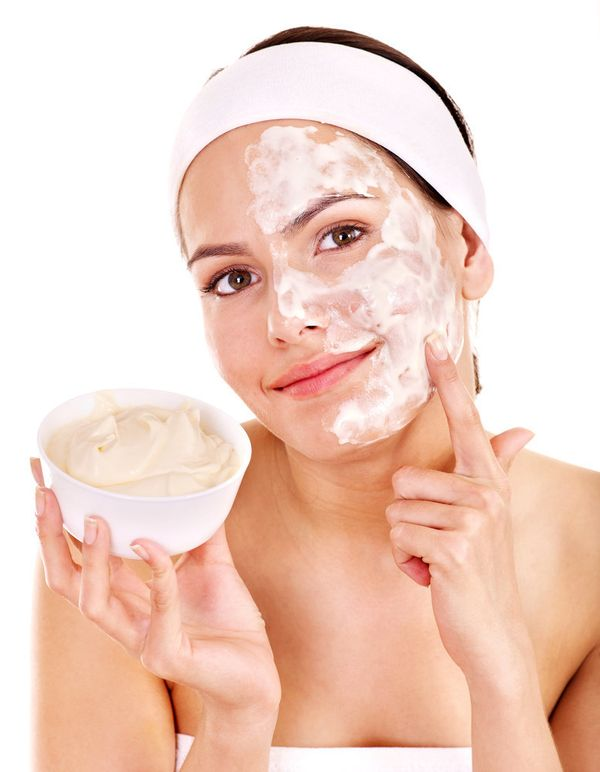 Exfoliating definitely has skin benefits: The scrub can increase circulation for a rosy glow, and it helps to remove dead ski