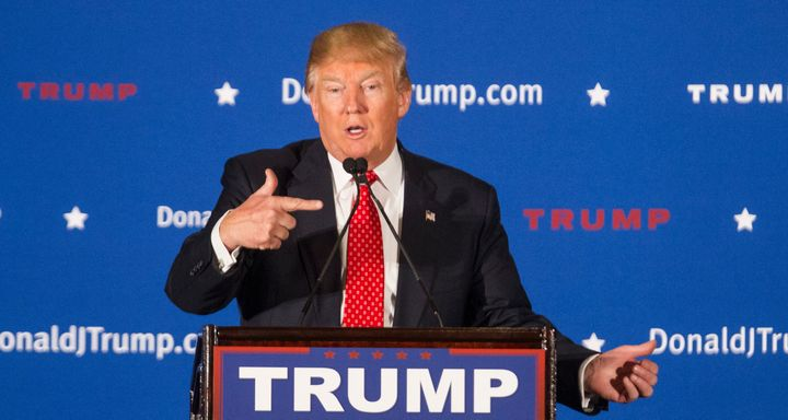 "Donald Trump does not like Ted Cruz or ""anchor babies."""