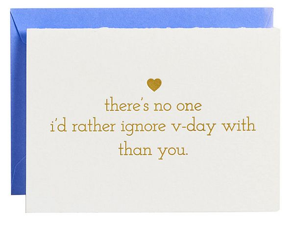 """Buy it <a href=""""http://www.papersource.com/item/Letterpress-No-One-Id-Rather-Valentine-Card/3901_002/807285.html"""" target=""""_bl"""