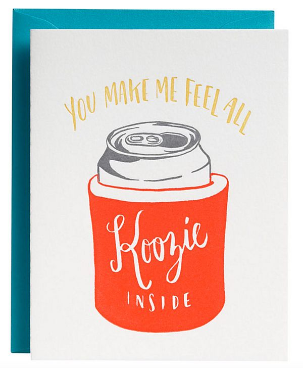 """Buy it <a href=""""http://www.papersource.com/item/Koozie-Love-Card/3901_002_7/806864.html"""" target=""""_blank"""">here</a>."""
