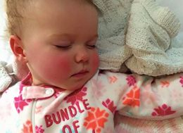 Baby Unknowingly Saves Family From Carbon Monoxide Leak