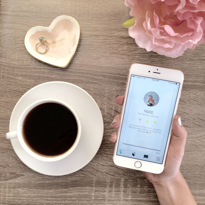 The Hey! VINA app launched in San Francisco for iOS users on Jan. 26th.