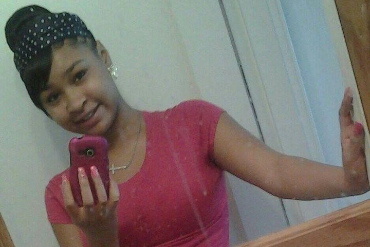 Police initially said that Gynnya McMillen had died in her sleep.