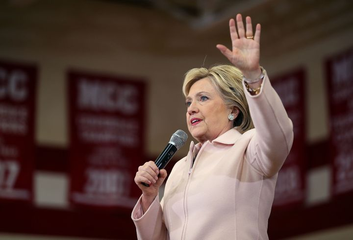 Hillary Clinton is calling for one of the newly scheduled Democratic debates to be held in Flint, Michigan.