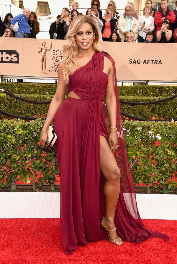 Red Carpet Style: 2016 SAG Awards
