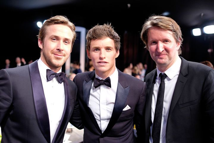 Ryan Gosling and Eddie Redmayne. Enough said.