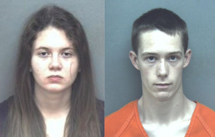 Virginia Tech students Natalie Keepers, 19, and David Eisenhauer, 18, face charges in the murder of the 13-year-old.
