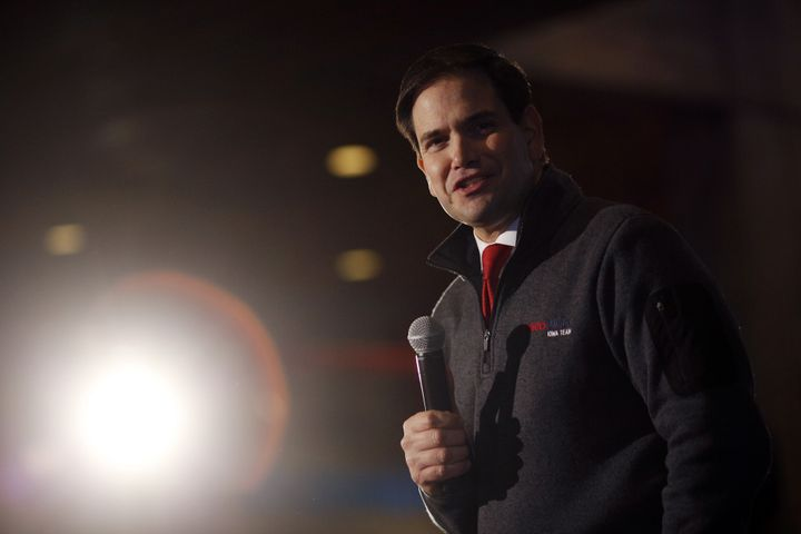 A super PAC supporting Marco Rubio's presidential campaign raised $14.4 million in the second half of 2015.
