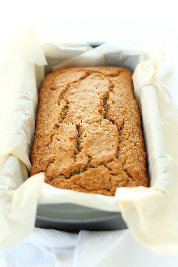 """<strong>Get the <a href=""""http://minimalistbaker.com/one-bowl-gluten-free-banana-bread/"""" target=""""_blank"""">One-Bowl Gluten-Free"""