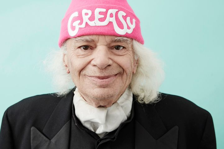 Michael St. Michaels of 'The Greasy Strangler' poses for a portrait at the 2016 Sundance Film Festival Getty Images Portrait