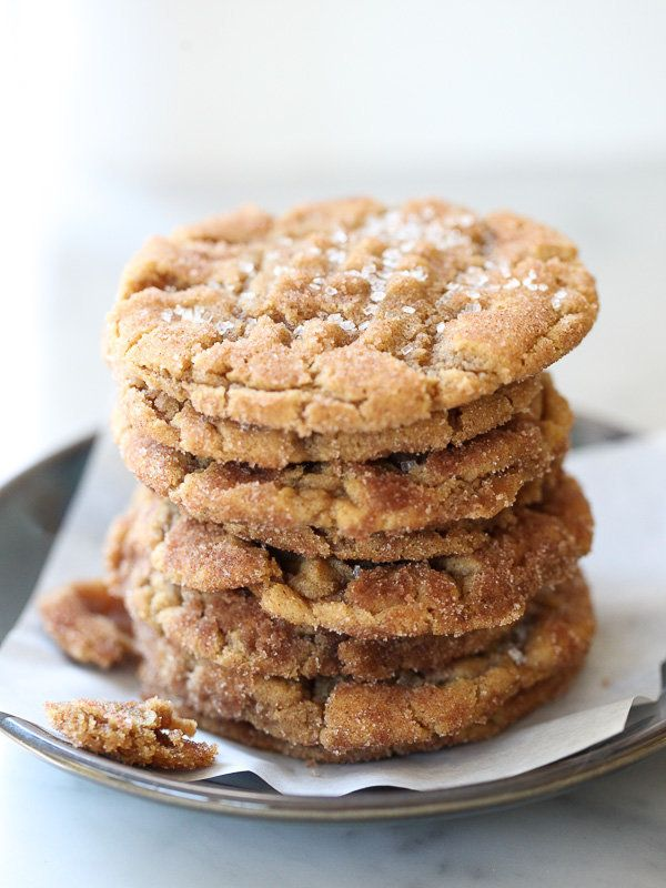 """<strong>Get the <a href=""""http://www.foodiecrush.com/flourless-chewy-peanut-butter-cookies/"""" target=""""_blank"""">Flourless Chewy P"""