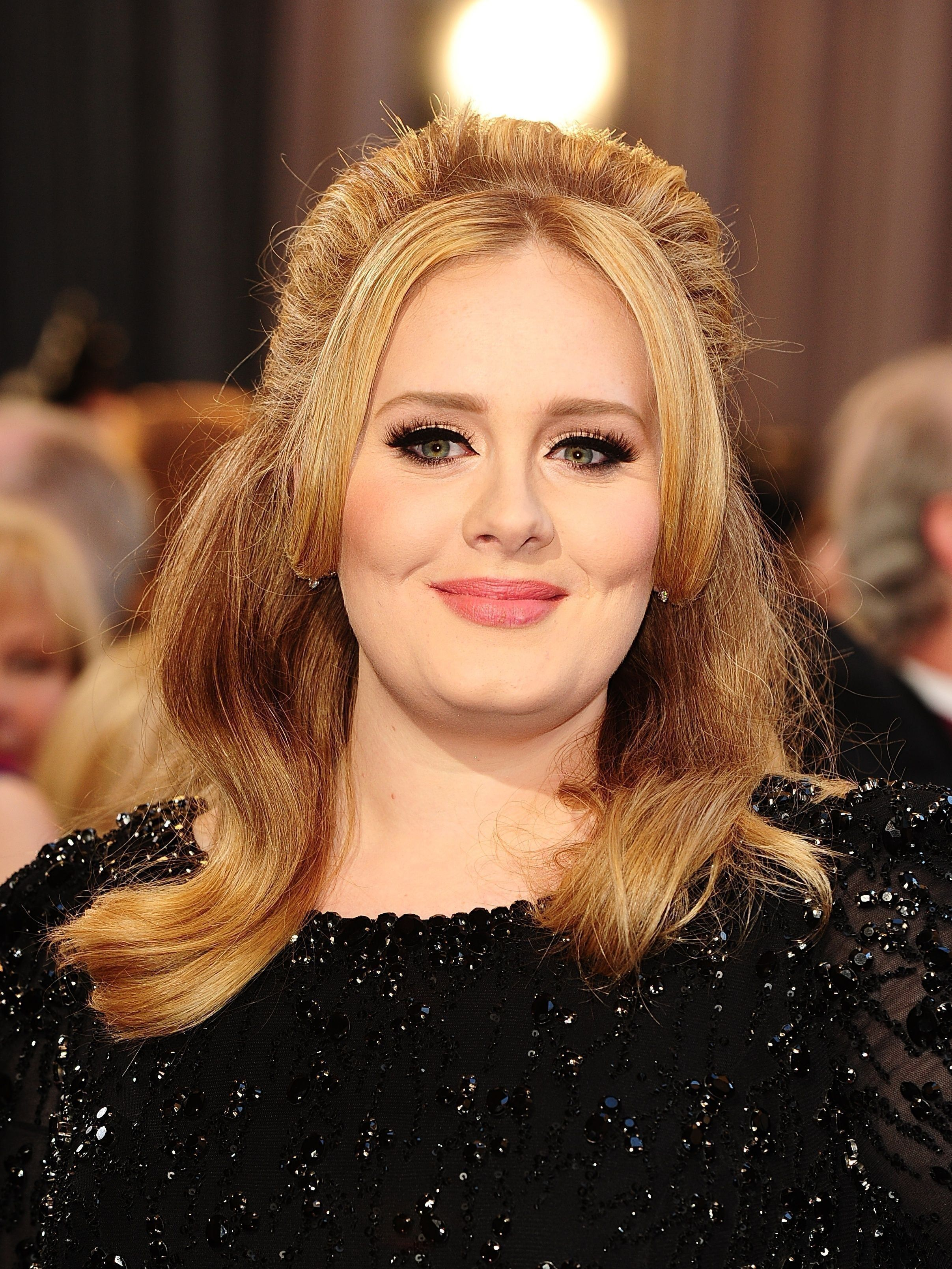 File photo dated 02/02/13 of Adele, as Donald Trump's political campaign has been dealt a blow as there is one endorsement he has yet to secure: the right to use Adele's music.