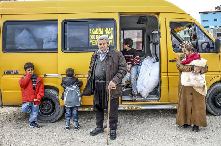 The influx of Syrian refugees increased afterAssad's regime captured Rabiya,a key opposition-held town in Syria's