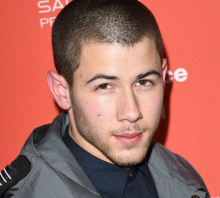 Jonas and his swoon-worthy glare.