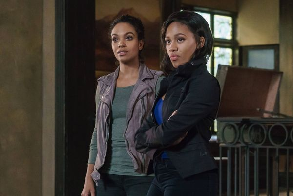 Nicole Beharie plays a badass cop fighting alongside the time-traveling Ichabod Crane against the coming apocalypse. The show
