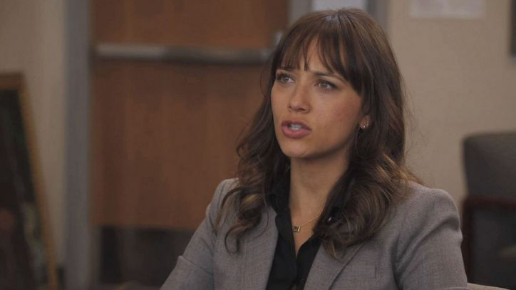 "Rashida Jones is bringing back the slapstick and silly humor of ""Airplane!"" and ""Naked Gun"" with this new comedy where s"