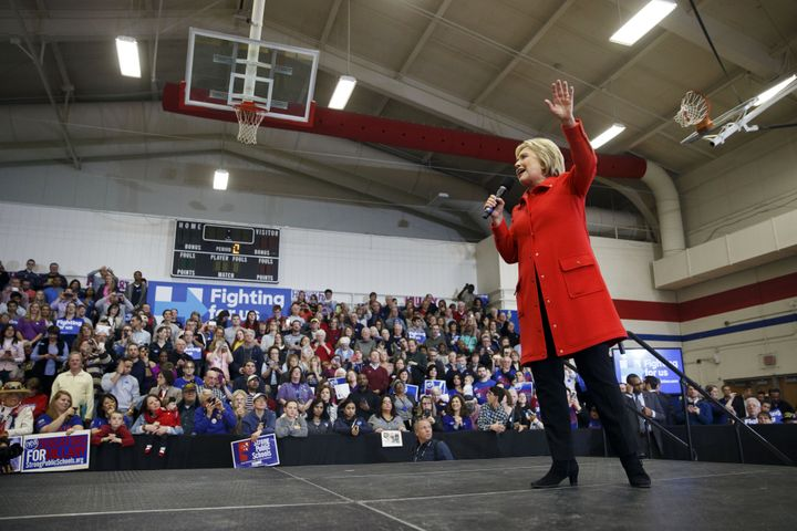 Hillary Clinton raised the most money of any 2016 candidate for her presidential campaign.