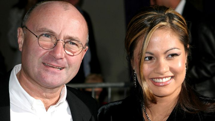 After a huge divorce payout, Phil Collins quietly got back together with his ex-wife.