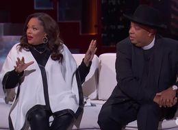 There's A Reason We Never See Rev. Run And His Wife Engaging In PDA