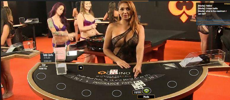 Πορνό σταρ του πόκερ