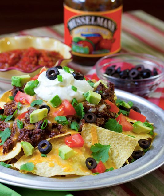 """<strong>Get the <a href=""""http://www.aspicyperspective.com/beef-nachos-slow-cooker-chili-con-carne/"""" target=""""_blank"""">Beef Nach"""