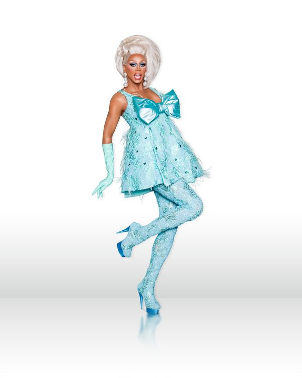 Who could forget Mother Ru herself?