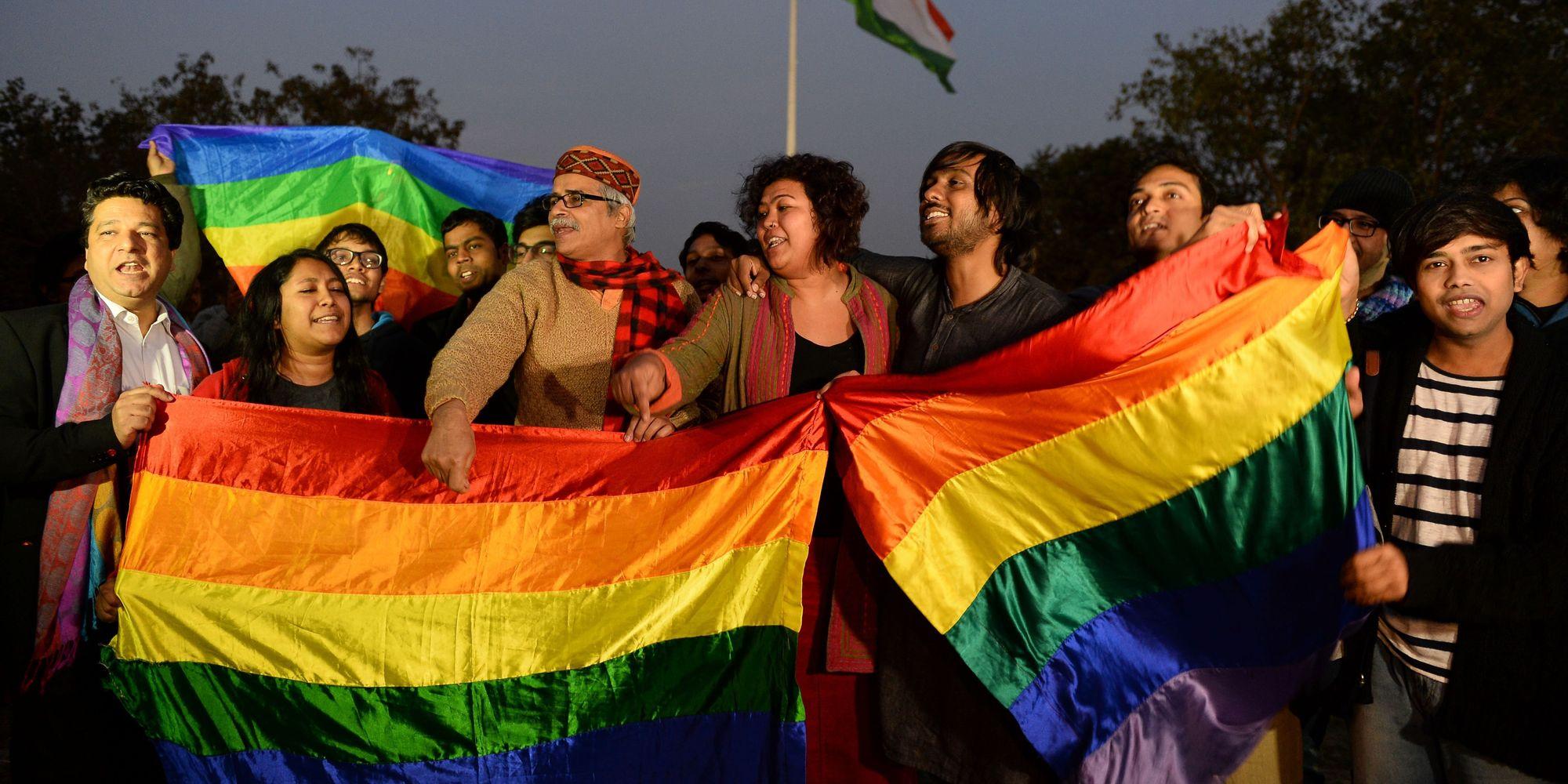 South india gay rights