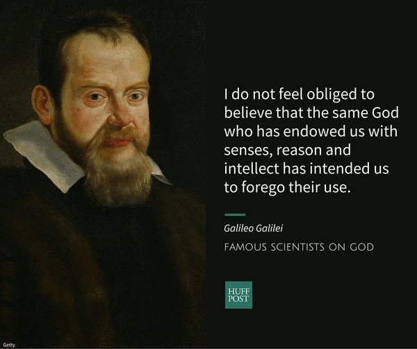 "The astronomer and scientist Galileo Galilei was famously convicted of heresy by the Roman Catholic Church for <a href=""http:"