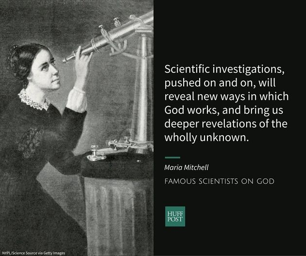 famous scientists on the possibility of god  huffpost