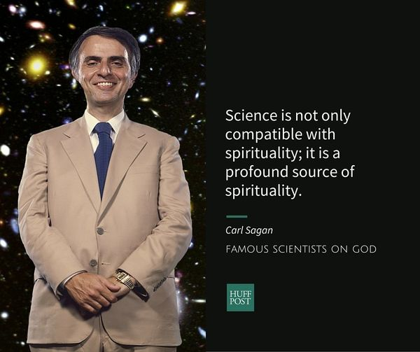 "Astronomer&nbsp;<a href=""http://www.biography.com/people/carl-sagan-9469191#synopsis"" target=""_blank"">Carl Sagan</a>&nbsp;is"