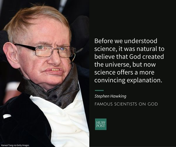 "After years of hinting at it, physicist Stephen Hawking <a href=""https://www.huffpost.com/entry/stephen-hawking-atheist_n_588"