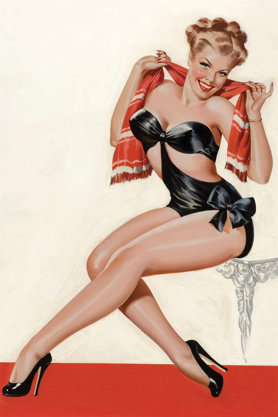 Pin By Berserk Vikings On Makeup Ideas: Your Visual Guide To The Timeless Queens Of Pin-Up