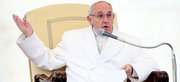 Pope To World: Don't Fear China's Rise