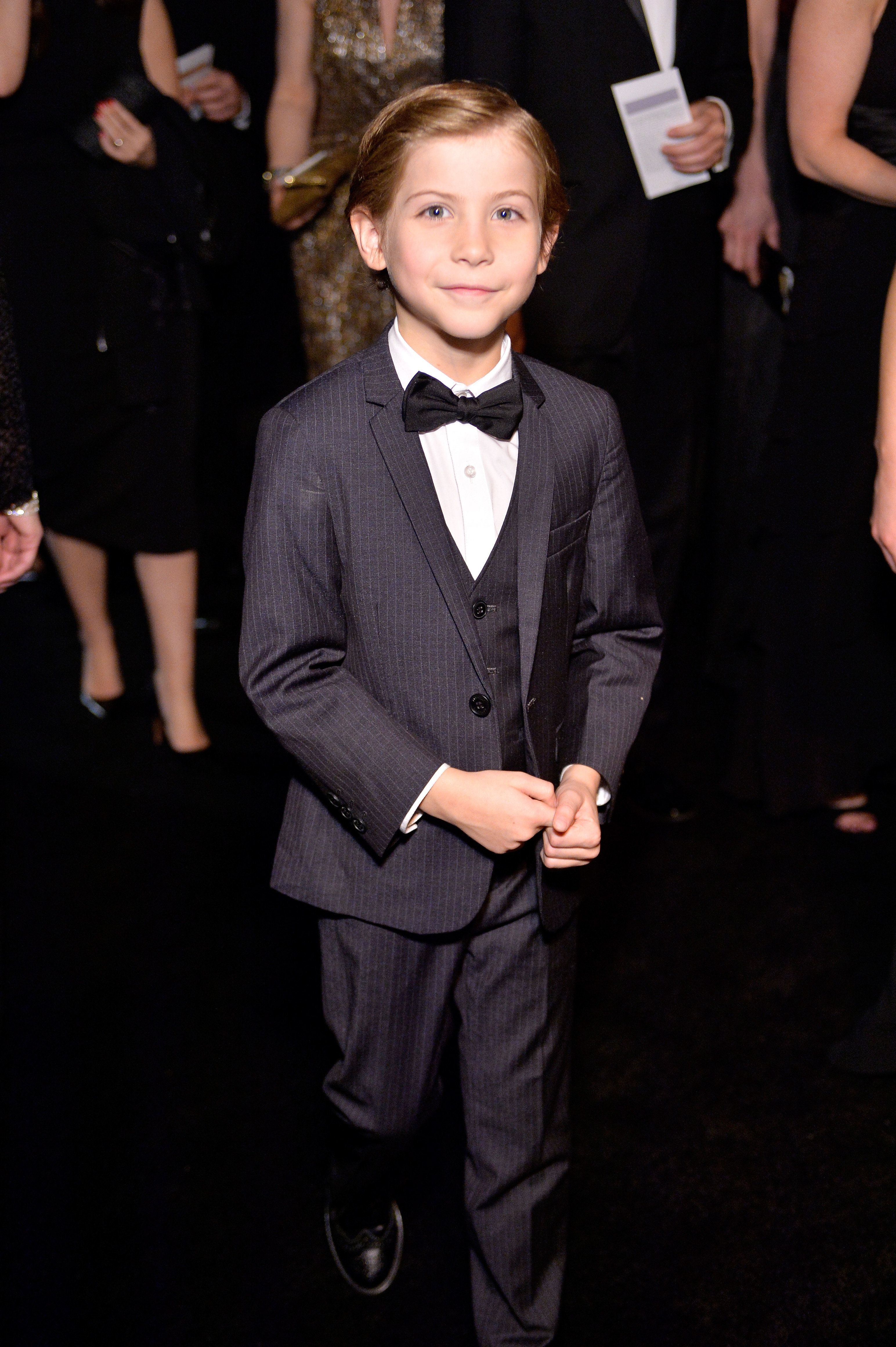 LOS ANGELES, CA - JANUARY 30:  Actor Jacob Tremblay attends The 22nd Annual Screen Actors Guild Awards at The Shrine Auditorium on January 30, 2016 in Los Angeles, California. 25650_016  (Photo by Stefanie Keenan/Getty Images for Turner)