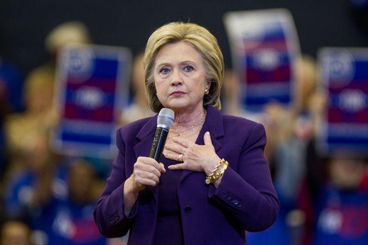 Hillary Clintoncan't match Bernie Sanders' progressive bona fides, but thatwouldn't be a problem inthe gene