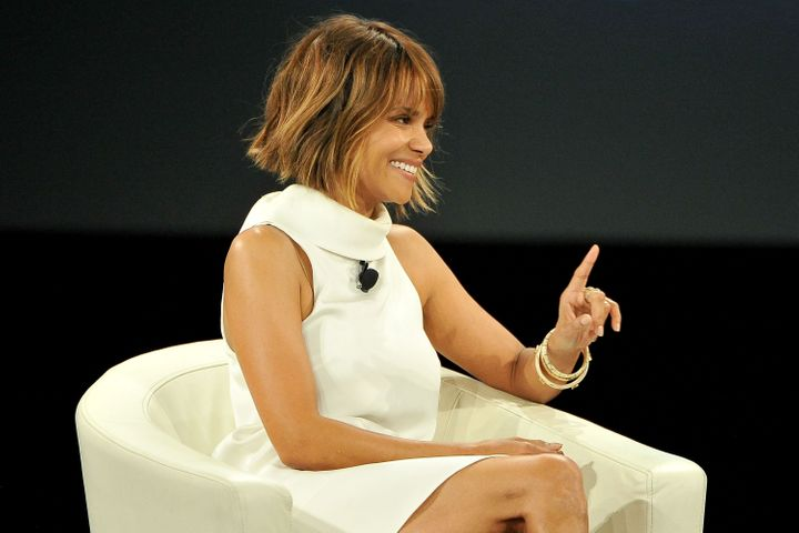 Halle Berry spoke about #OscarsSoWhite at the AOL MAKERS conference on Tuesday.